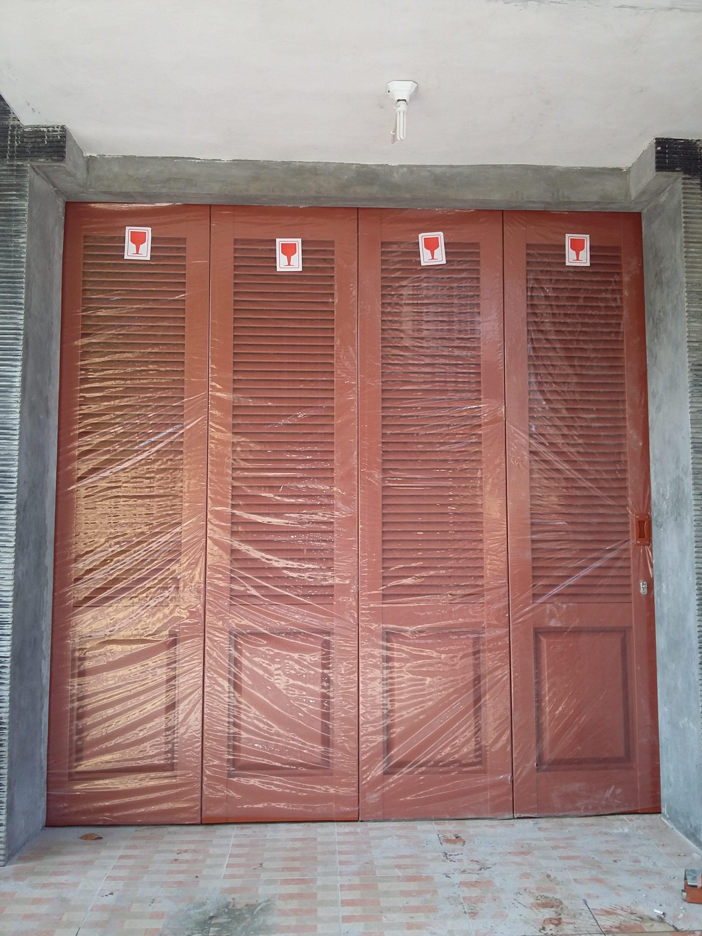 kekokohan pintu besi semarang sudah di akui
