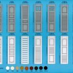model pintu garasi wina