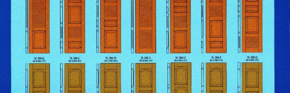 Type Pintu Garasi Wina
